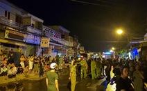 Cháy khu trọ công nhân ở Sài Gòn, 1 người tử vong