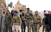 Tuyên bố chiến thắng trước IS, Mỹ rút quân khỏi Syria