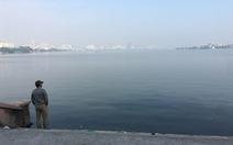Hà Nội đề xuất lấy nước sông Hồng chống cạn cho hồ Tây