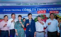 Công ty TNHH Vinahe chính thức khai trương showroom tại Bình Phước