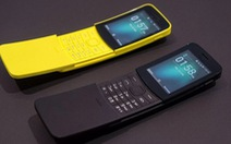 """Điện thoại phổ thông đang """"lấn lướt"""" smartphone"""