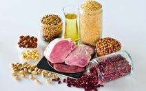 Mắc bệnh Beriberi do thiếu vitamin B1