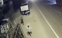 Thiếu niên 13 tuổi dám trộm xe tải lái chạy trốn hơn 20km