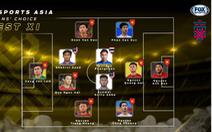 Bạn đọc FOX Sports chọn 9 thành viên VN vào đội hình tiêu biểu AFF Cup