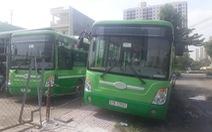 Thiếu nợ, 16 xe buýt bị ngân hàng niêm phong