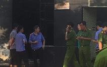 Video: Cháy quán nhậu ở Đồng Nai, 6 người chết thảm
