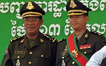Thủ tướng Hun Sen dọn đường cho con trai
