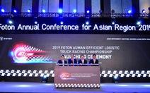 Foton Motor công bố chiến lược tại thị trường Việt Nam