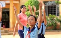 Chương trình 'Gieo mầm tri thức': Vượt qua nghịch cảnh
