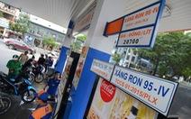 Giá thế giới tăng, vẫn giữ nguyên giá xăng dầu nhờ chi sử dụng Quỹ