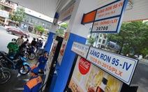 Không tăng giá xăng dầu trước Tết Nguyên đán