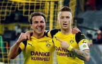 Đá bại Monchengladbach, Dortmund bỏ xa Bayern 9 điểm