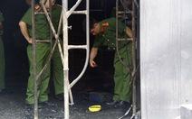 Bộ Công an phối hợp khám nghiệm hiện trường quán nhậu cháy 6 người chết