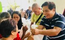 Đồng minh Tổng thống Duterte bị bắn chết khi tặng quà Giáng sinh