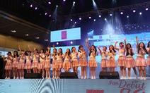 Hơn 1500 bạn trẻ đến cổ vũ show đầu tiên của SGO48