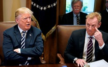 Ông Trump 'doanh nhân hóa' Lầu Năm Góc