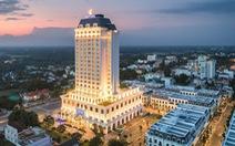 Tây Ninh khai trương tổ hợp trung tâm thương mại, khách sạn lớn nhất