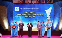 PVFCCo được công nhận Thương hiệu Quốc gia lần thứ 3 liên tiếp