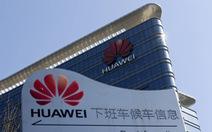 Anh loại thiết bị của Huawei trong dự án 3 tỉ USD