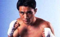 Cựu vô địch quyền anh thế giới Shinji Takehara biểu diễn tại TP.HCM