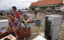 Sóng thần có thể tiếp tục ập vào Indonesia