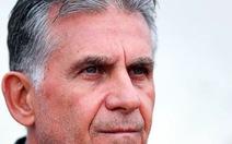HLV tuyển Iran Carlos Queiroz bị chỉ trích vì...'khiêm tốn'