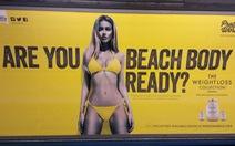 Quảng cáo đàn ông không biết thay tã, giảm cân… sẽ bị cấm