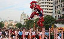 Liên hoan lân - sư - rồng TP Hồ Chí Minh lần 2