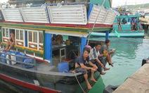 Hải sản cạn kiệt dần, VN tính đến khả năng 'cấm biển'