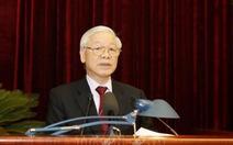 Khai mạc Hội nghị Trung ương 9: Tập trung công tác cán bộ
