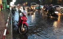 Nam Bộ mưa trên diện rộng trong hai ngày tới