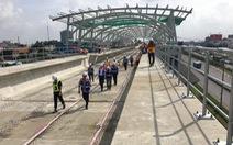 Thay đổi thiết kế tường vây metro TP.HCM cần thẩm định lại