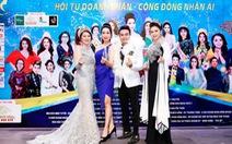 Hoa hậu Vũ Thanh Thảo tươi sắc trong đêm tiệc