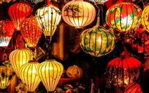 3.000 đèn lồng thắp sáng Hội An, đón chào năm mới