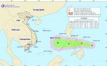 Áp thấp nhiệt đới hướng về Biển Đông, khả năng mạnh thành bão