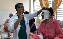 Một cô gái 29 tuổi sắp lấy chồng bị tạt axit hỏng hai mắt