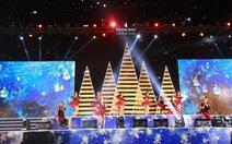 Giáng sinh rộn ràng tại những khu đô thị lớn tại Sài Gòn