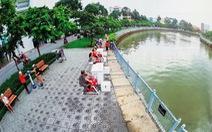 Xem hình ảnh 320 năm Sài Gòn TP.HCM tại phố đi bộ Nguyễn Huệ