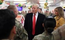 Bực ông Trump, phe đối lập Iraq yêu cầu Mỹ rút quân
