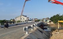 Cầu Ải ở Hà Tĩnh nứt do lỗi thiết kế, thông số kỹ thuật thấp