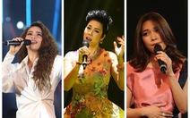 Mỹ Tâm, Hồ Ngọc Hà, Thu Phương lộng lẫy trong Chào 2019