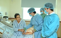 Bệnh viện Đại học Y Dược TP.HCM được đánh giá cao về chất lượng bệnh viện