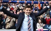 HLV Steven Gerrard trước trận đấu quyết định ngôi vô địch đầu tiên
