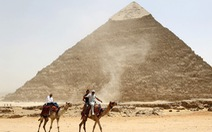 Vẫn còn vài đoàn khách Việt Nam ở Ai Cập