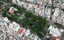 Thi tuyển ý tưởng thiết kế 1/500 khu vực công viên 23-9 giữa TP.HCM