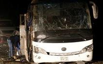 Ngày cuối ở Ai Cập lại là ngày đau buồn cho đoàn khách Việt