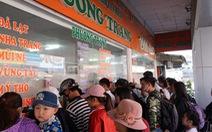 TP.HCM đảm bảo xe phục vụ hơn 100 ngàn hành khách/ngày dịp 2-9