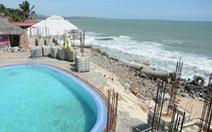 Bình Thuận đề xuất gần 800 tỉ đồng khắc phục sạt lở bờ biển