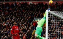 Xem lại pha ghi bàn 'không tưởng' phút cuối cùng trận Liverpool - Everton