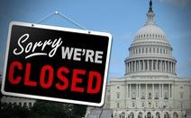 Chính phủ Mỹ đối diện với nguy cơ 'đóng cửa một phần'